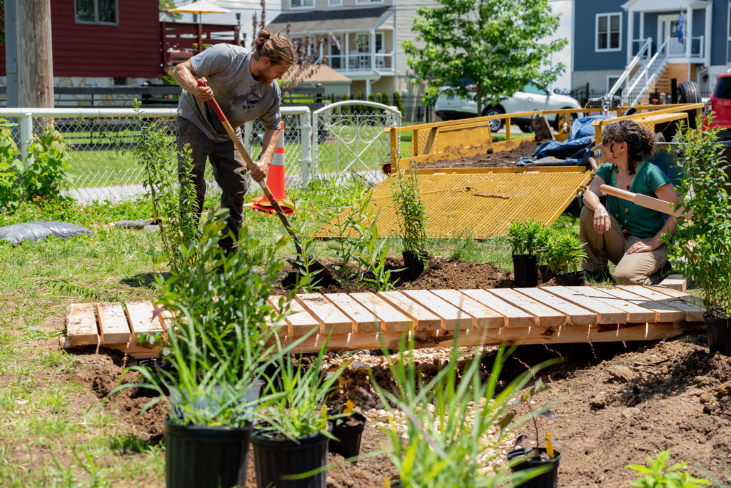 Great Blue Co. – Landscaping Cooperative